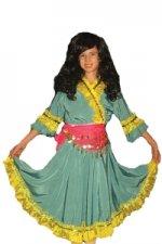 Циганський костюм